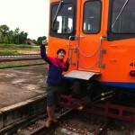 バンコクから鉄道でラオスの首都ビエンチャンへ