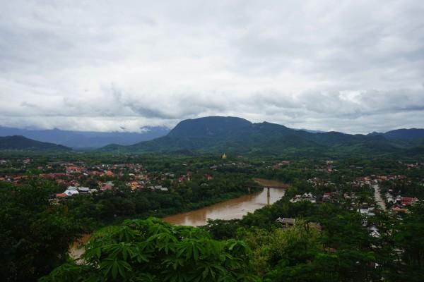 山頂からの写真