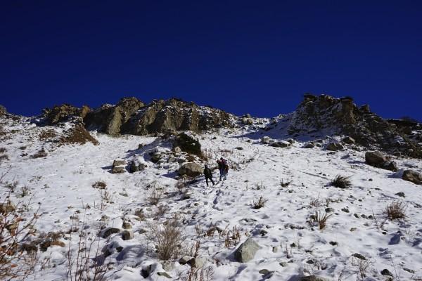 急な山道2