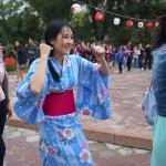 キルギスの休日シリーズ1〜ビシュケクで盆踊り〜