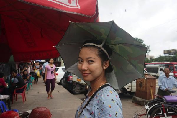 流行ってるぽい傘