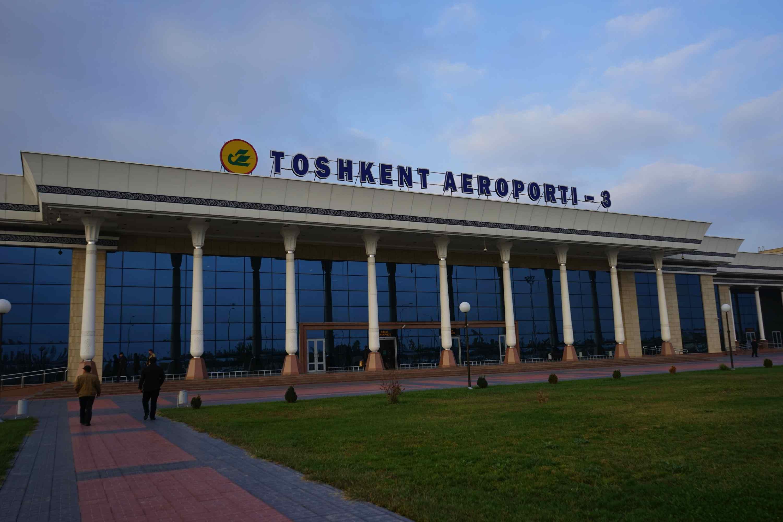タシケント空港