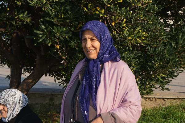 ムスリムのおばちゃん
