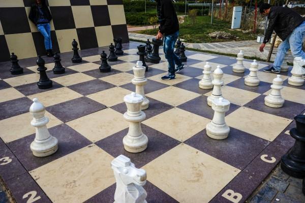 チェス的1