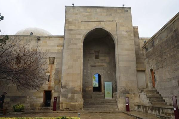 シルヴァン・シャシャフ・ハーン宮殿1
