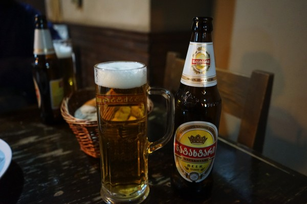 グルジアビール