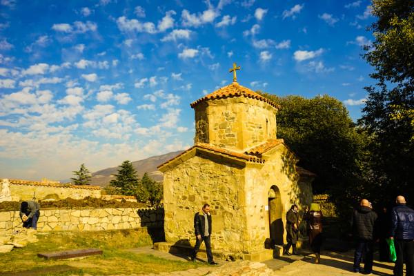 サムタヴロ修道院2