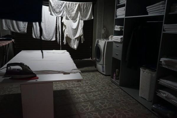 洗濯機あるよ