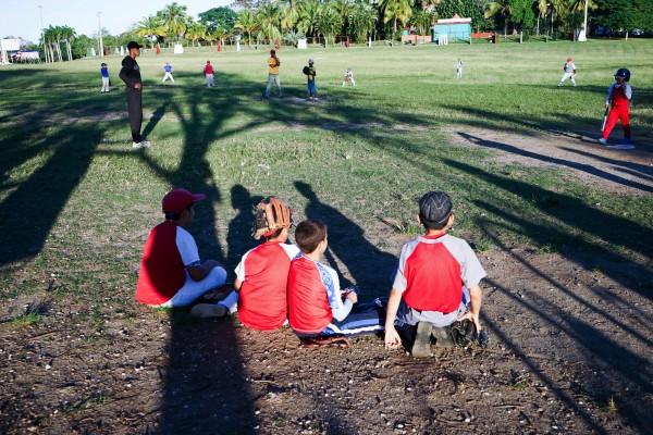 少年野球1