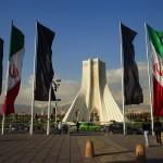 テヘランをぶらぶら