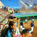 キューバで野球観戦