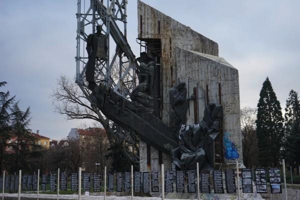旧ソ連っぽい