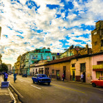ハバナの街と空港へ安く行く方法