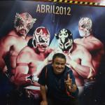 メキシコでプロレス観戦。ルチャリブレ!