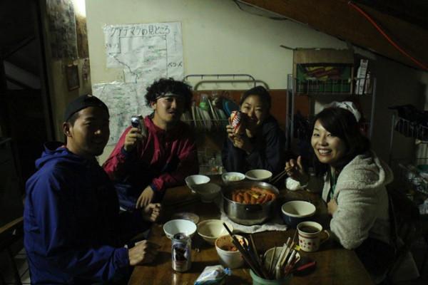 キムチ鍋2