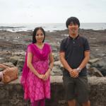 インドのテレビCMで活躍するダンサー hirokoさん