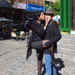 美女に逆ナンされてキスをされる街、ブエノスアイレス(ぼくではないです)