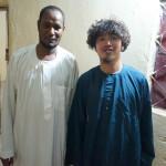 ワディハルファ|スーダン国境の街と宿情報、イスラム服デビュー