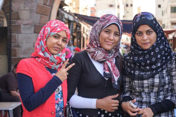 イスラム女子
