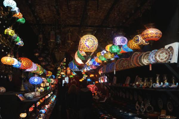 照明のお店