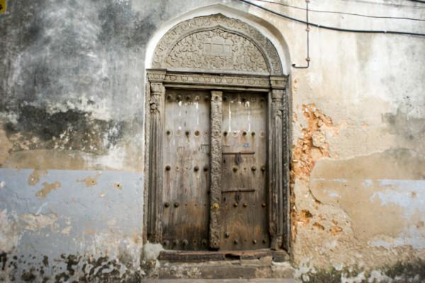 秘密のドア