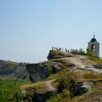 キシナウ|旧オルヘイの洞窟修道院と見晴らしのいい丘