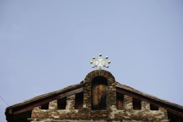 ゴンダールの十字架