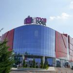 キシナウ|モルドバ最大のショッピングモールmall dova(モールドバ)へ