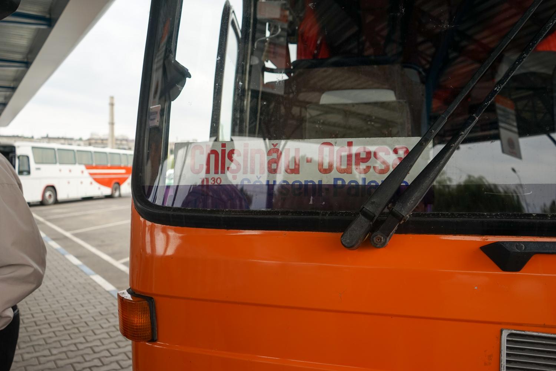 乗ったバス