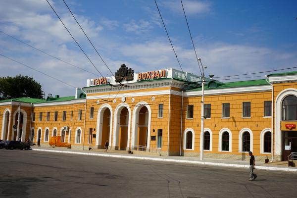 ティラスポリ駅