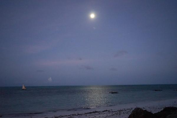 夜のジャンビアーニ