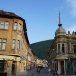 ブラショフ|ドラキュラの城拠点の街とおばちゃんの筋トレ