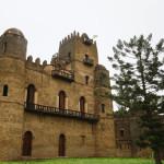 ゴンダール|世界遺産の不思議なゴンダール城