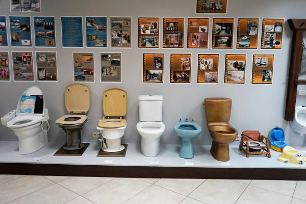近代のトイレ