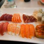 ケープタウン|おなじみの寿司食べ放題と南アフリカ最大のショッピングモール